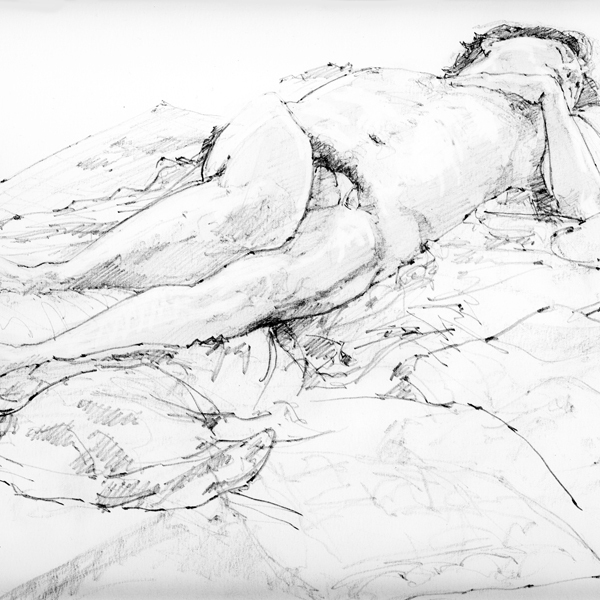 Pencil on Paper 2010